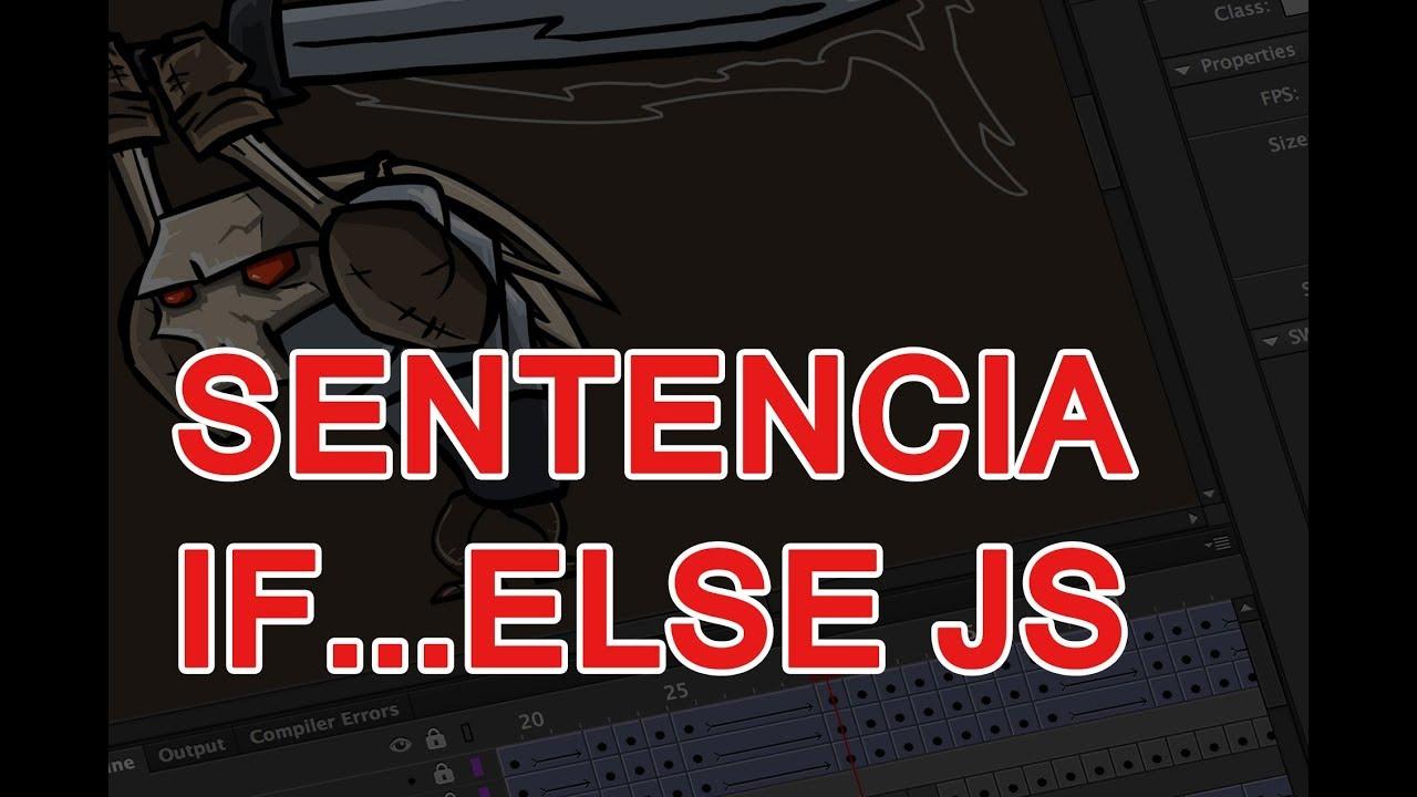 Estructura Condicional Con Javascript
