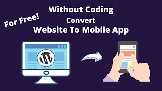 Blog Website To Mobile APP without Coding | Android App | Thunkable App | App Inventor