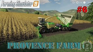 Farming Simulator 2019.Provence Farm#6.Timelapse#6