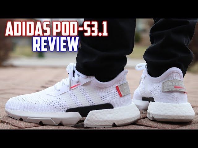Adidas POD-S3.1 BOOST Review and On