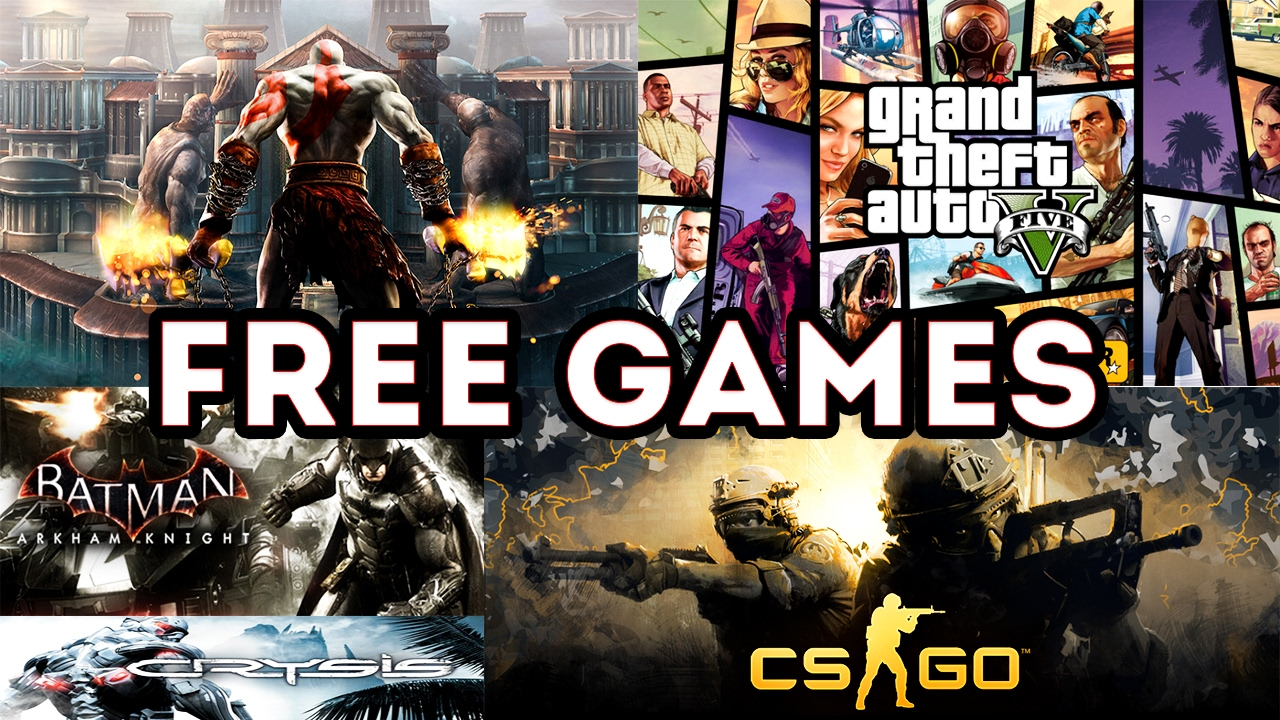 Free Games To Download