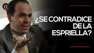 Abelardo De la Espriella 2012 vs. Abelardo De la Espriella 2018 | Noticias |  El Espectador