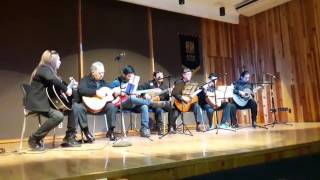 Presentación fin de cursos casa cultural STUNAM Emiliano Zapata