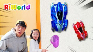 Let's play with Car toys 자동차 장난감 놀이 Toy World