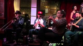 Loose Marbles Take Me Out To The Ball Game live Maison New Orleans Oct 2015