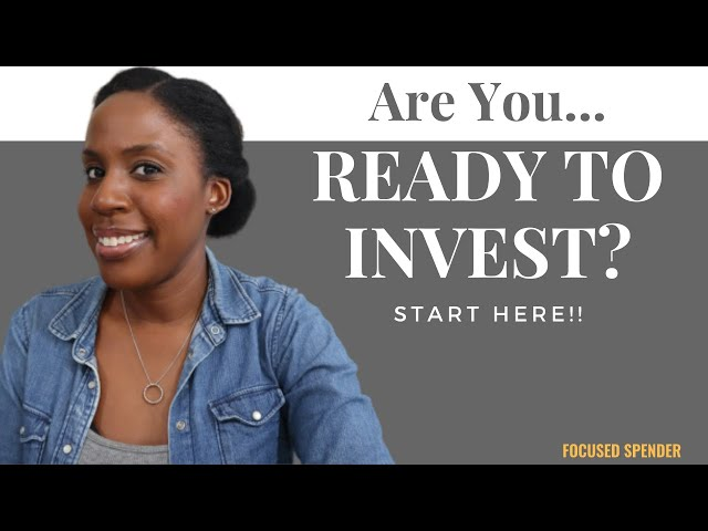 Where to Start When You're Ready to Start Investing