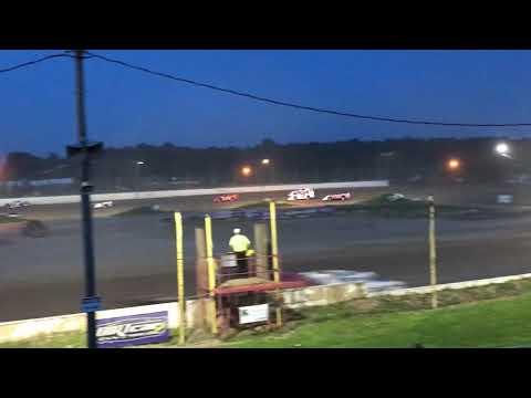 Oakshade Raceway UMP Late Model Feature 6/30/2018