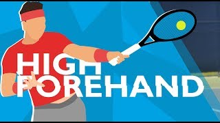 The HIGH Forehand - How to Handle the HIGH BALL