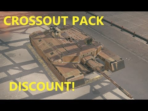 Crossout SHOP DISCOUNTS :3