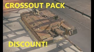 Crossout SHOP DISCOUNTS :3