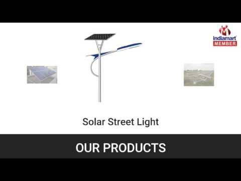 Solar Products by Tech Solar And Systems, Nagpur