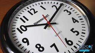 Easy to See Wall Clock Review