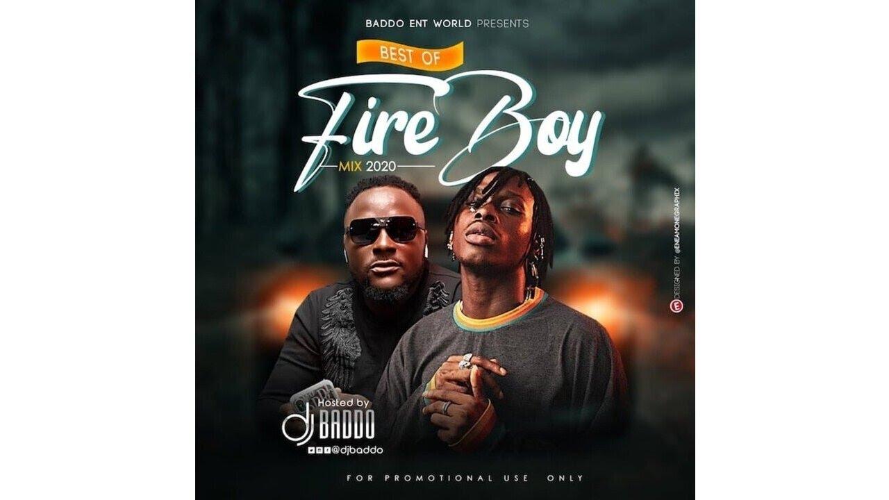 Download Best Of Fireboy Mp3 Mix 2020