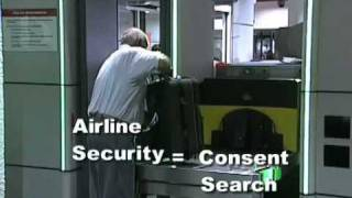 What are my rights with airline security & at the U.S. border?