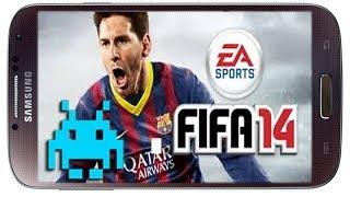 FIFA 14 ANDROID - TUTORIAL:  COMO BAIXAR E DESBLOQUEAR TODOS OS MODO DE JOGO DO FIFA 14 ANDROID