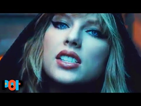 Taylor Swift Basically Naked In Futuristic '...Ready For It?' Music Video