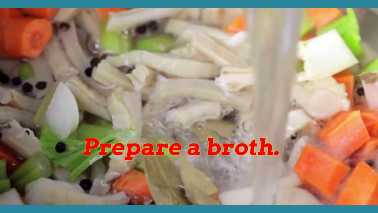 How to quickly clean the beef tripe 37