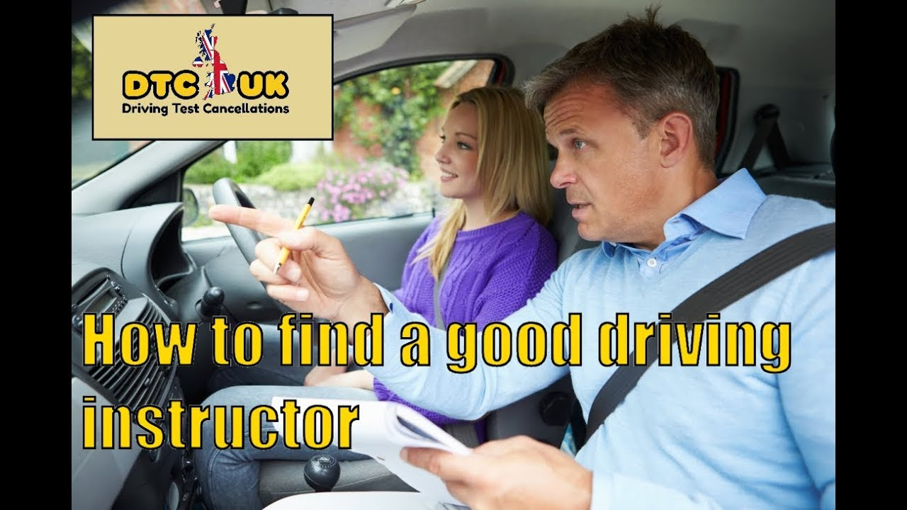 How to Find a Good Driving Instructor in the UK