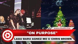 Video On Purpose, Kolaborasi Terbaru Agnes Mo dan Chris Brown download MP3, 3GP, MP4, WEBM, AVI, FLV Juli 2018