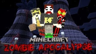 Sweet Plays Minecraft ► Zombie Apocalypse Mission #1  [Malay]