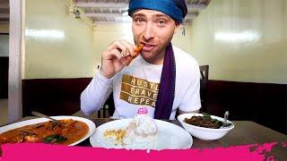 Kerala Breakfast FOOD TOUR - Appam, Puttu, Spicy Egg Curry & Duck Roast | Alappuzha, India