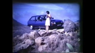 Tenerife  Holiday October 1985 - From Super 8 Cine Film