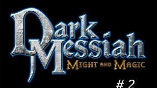 Прохождение игры Меч и магия Тёмный Мессия (Град огненных стрел) 2