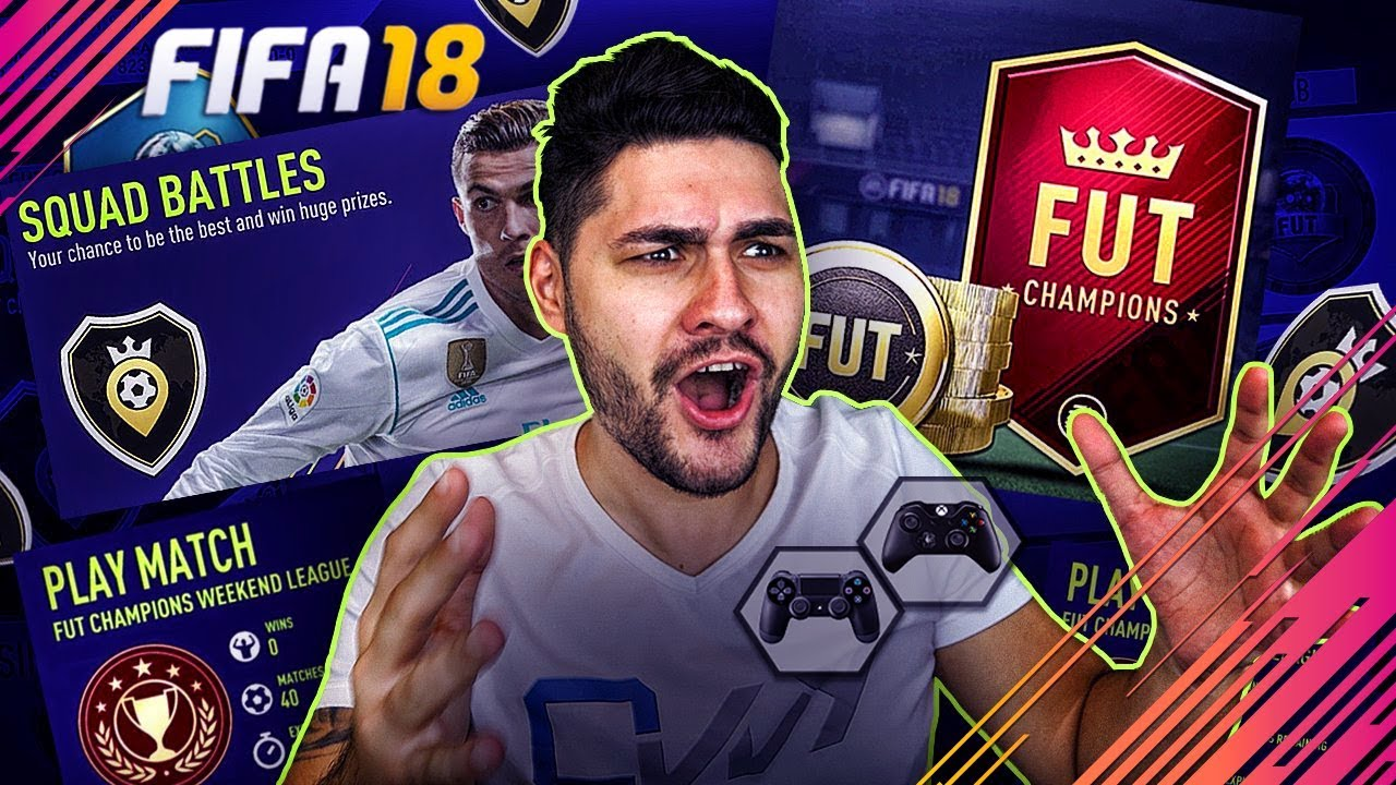 PLAYING FIFA 18 ONLINE - MY FIRST FIFA 18 ONLINE GAME ...