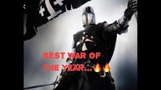 CLASH OF KINGS.☠️ DFH VS BK1. ☠️BEST WAR OF 2018. Part 2