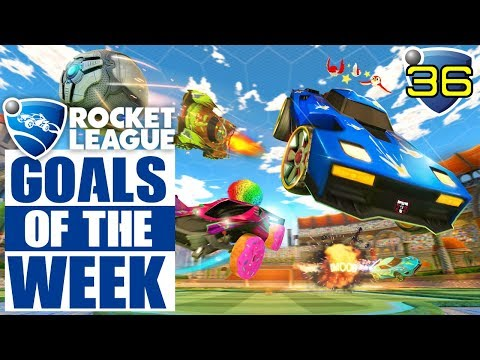 Rocket League - TOP 10 GOALS OF THE WEEK #36 (Rocket League Best Goals) thumbnail