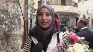 عيد الأم في فلسطين