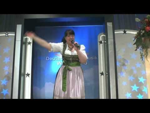 Heidi Hedtmann Der große Deutsche Volksmusik Wettbewerb, Teil 2, Deutsches Musik Fernsehen