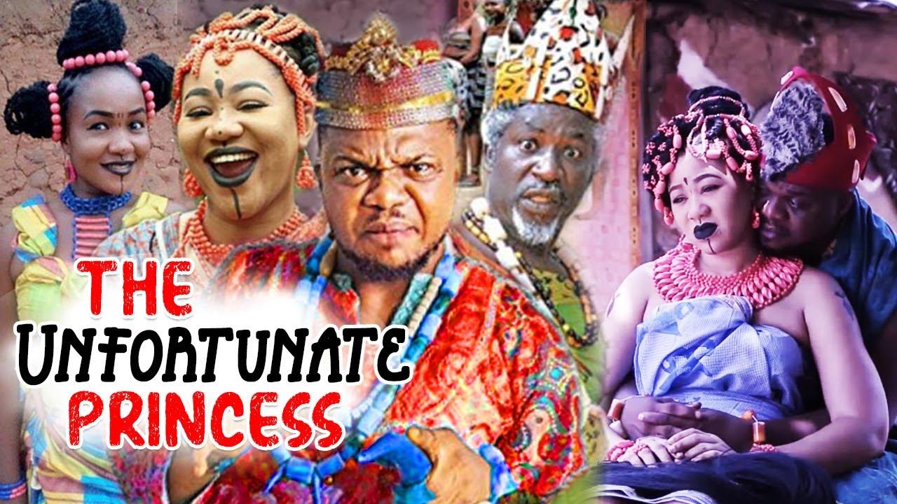 Download The Unfortunate Princess Part 1&2 - Ken Erics & Chinenye Uba Latest Nigerian Nollywood Movies.