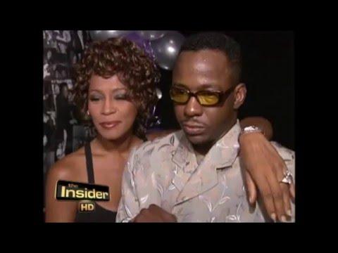 Whitney houston interview on her birthday 1999