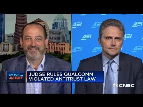 Judge gave China, Huawei a 'gift' in Qualcomm ruling, says expert
