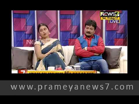 BREAKFAST ODISHA with Munna & Namita (Jatra Actor & Actress)