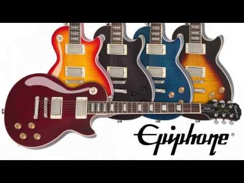 "The Epiphone Les Paul ""Tribute"" Plus"