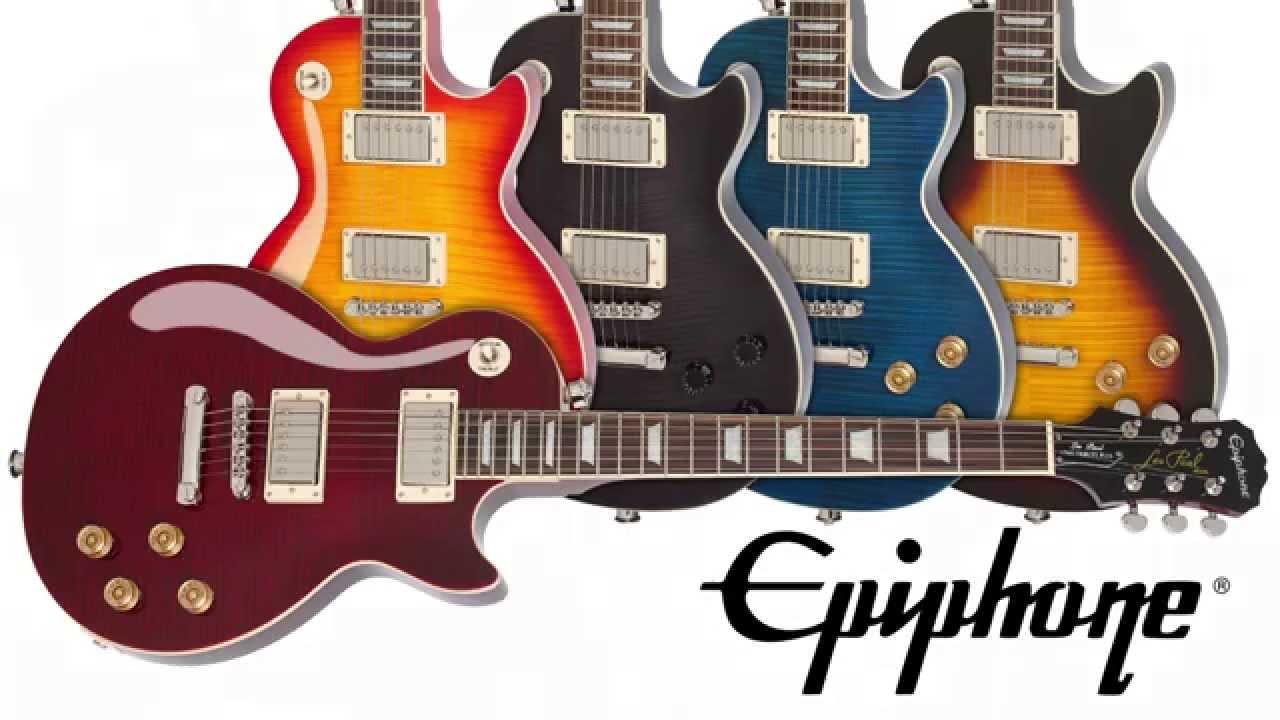 Les Paul Tribute Plus Electric Guitar