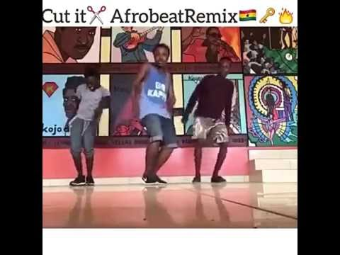 Cut It Afro Remix Choreography @MR_SHAWTYME32