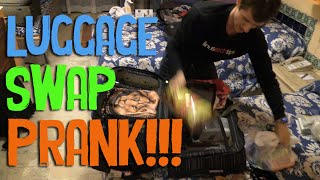 Luggage Swap Prank