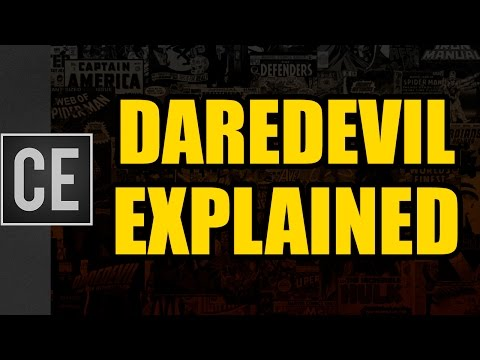 Marvel Comics: Daredevil Explained