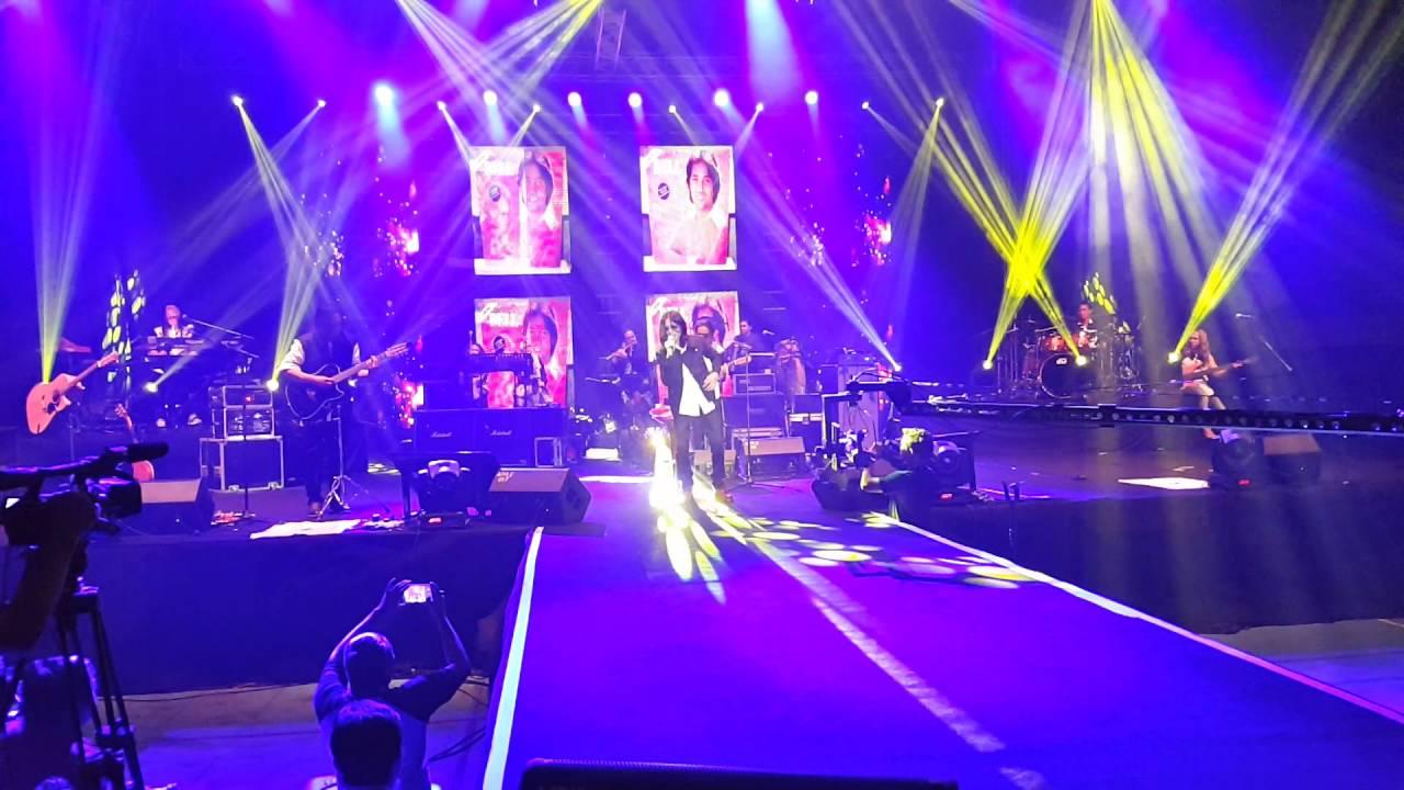 konsert 2 dekad kembali terjalin 2016 kisah seorang biduan youtube