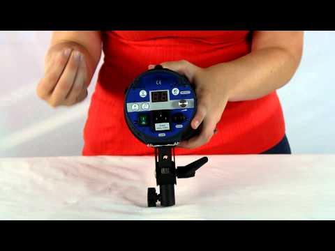 Cowboystudio.com, 400 Watt Monolight Strobe, How to replace flash tube
