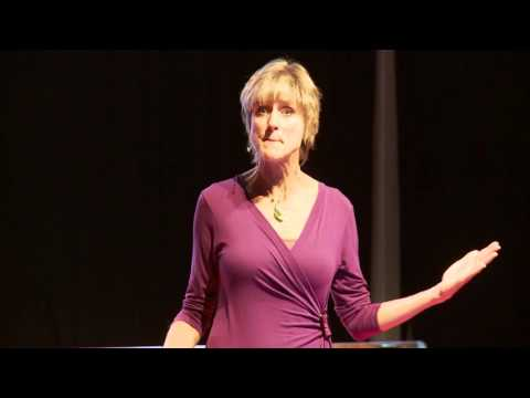 Kids keeping adults out of trouble | Janine Edge | TEDxWaiheke