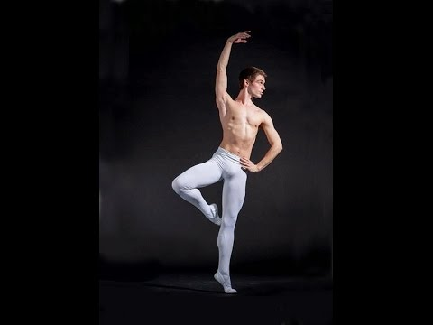 """What I do"" - Male ballet dancer (stereotypes - funny video)"