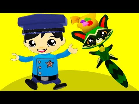 Tag with Ryan OFFICER RYAN vs BANDIT Dash Tag Gameplay FHD (Android/iOS)
