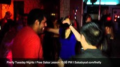 Clubs In Dallas | Addison Latin Nights | Noche De Salsa
