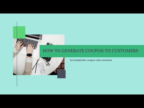 How To Generate A Coupon Code in Magento 2 coupon extension