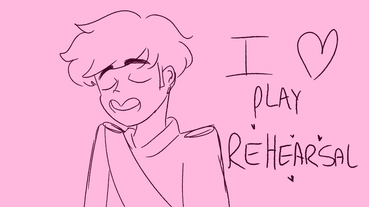 I Love Play Rehearsal!/Sanders Sides Animatic/BMC PART 1 - Ghost