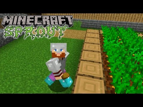 Minecraft | Sprout | #19 WHERE'S MY LUCKY COIN?